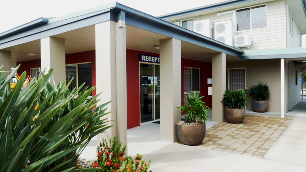Welcome to Port Denison Motor Inn located in Bowen, North Queensland - motel accommodation